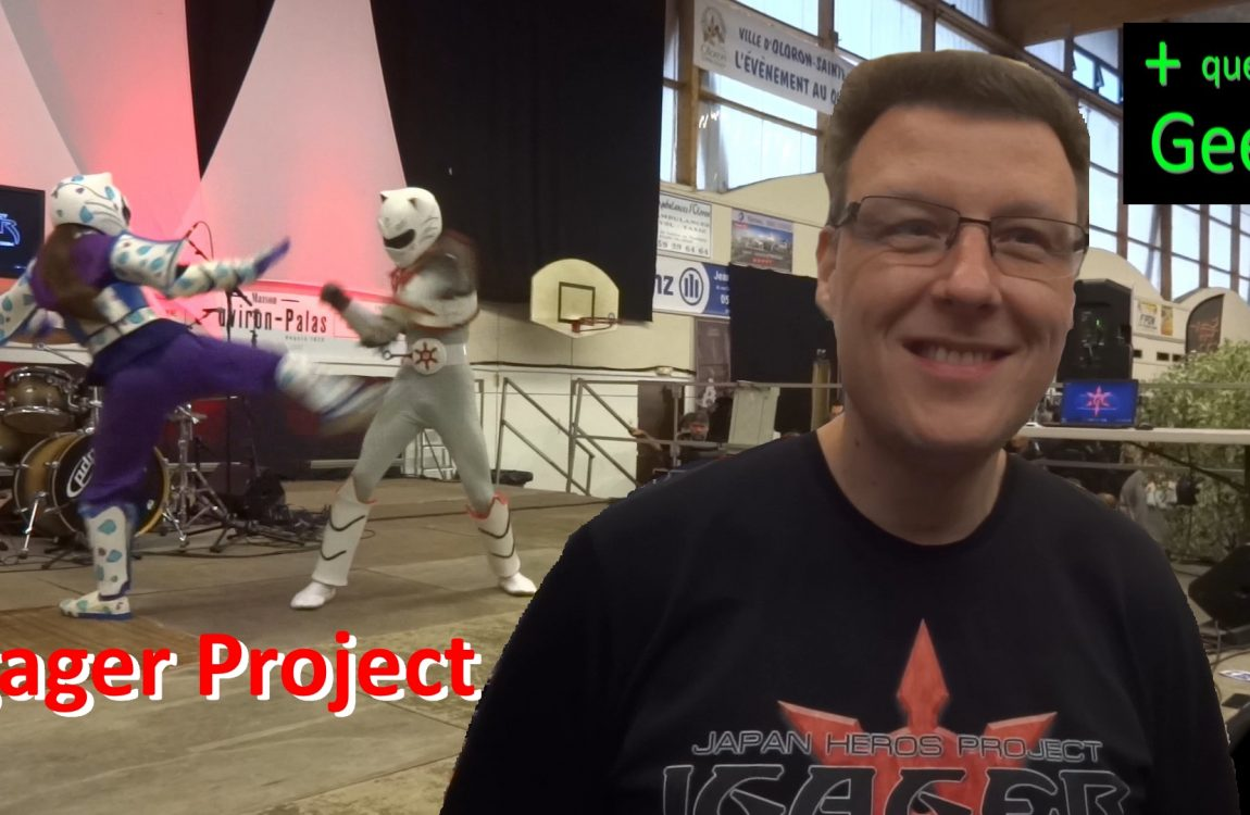 + ou – geek N°6  – Igager project