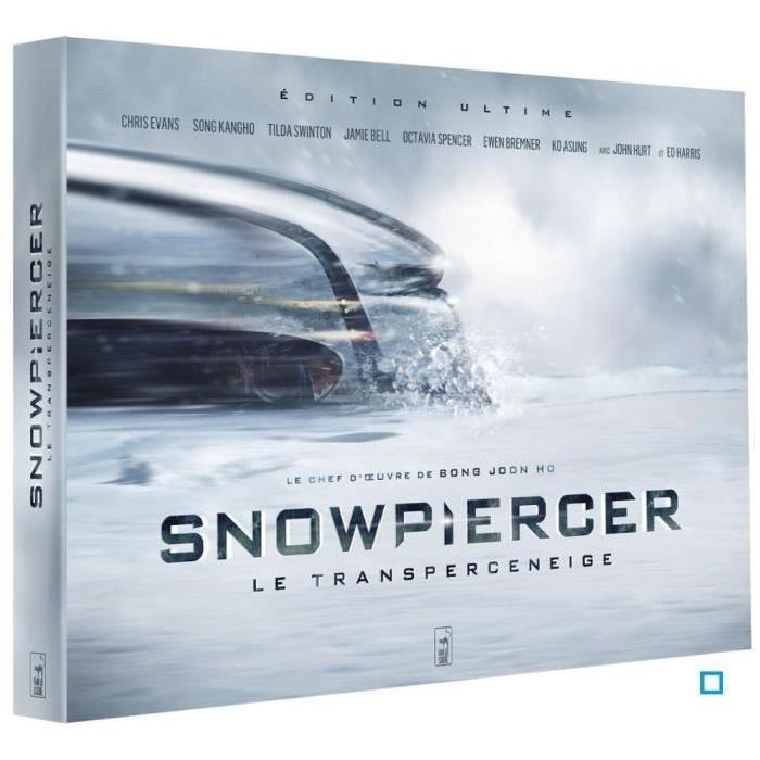 La minute 10que N°29 – Snowpiercer steelbook