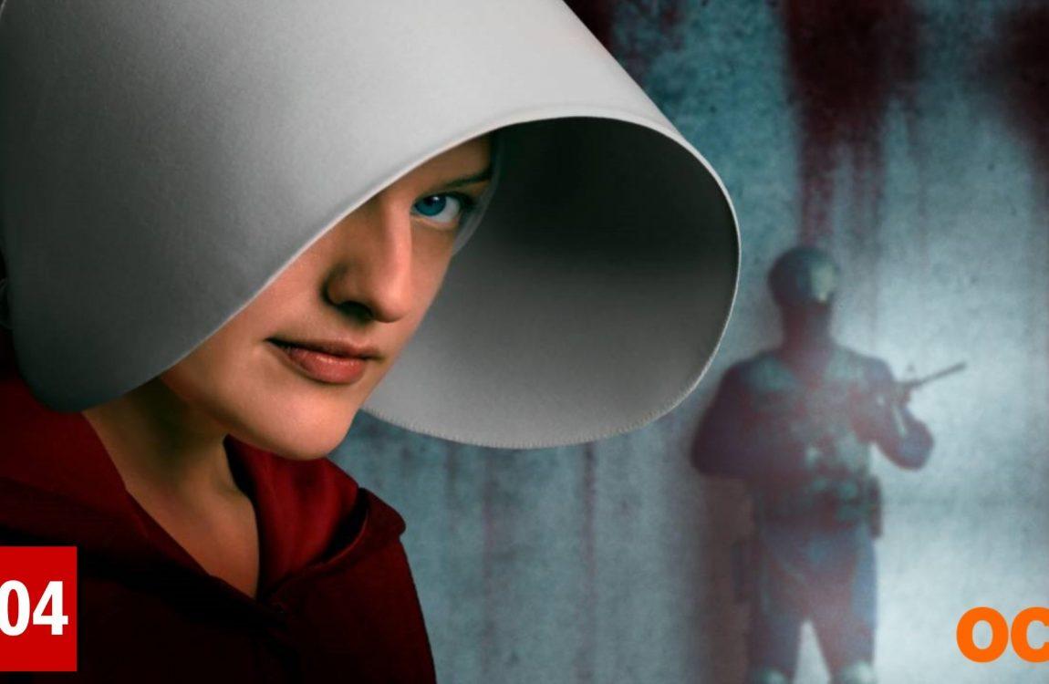 La Minute 7rie N°012 – The Handmaid's Tale –  la servante écarlate