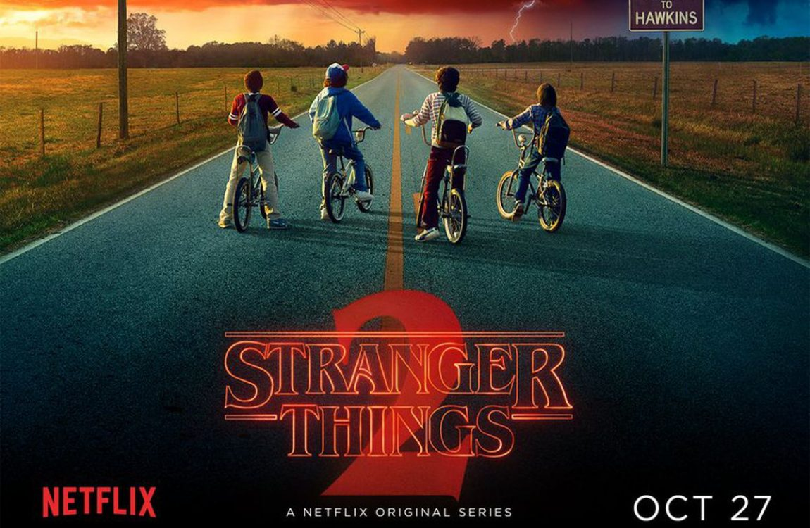 svod news N° 1 – critique sans spoiler de stranger things saison 2