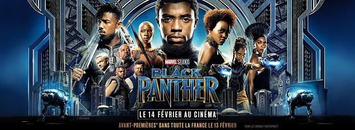QJS 6nema N°3 – Black Panther sans spoiler