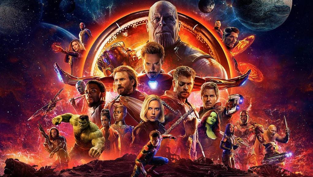 QJS 6nema n°6 – Avengers Infinity War sans spoiler