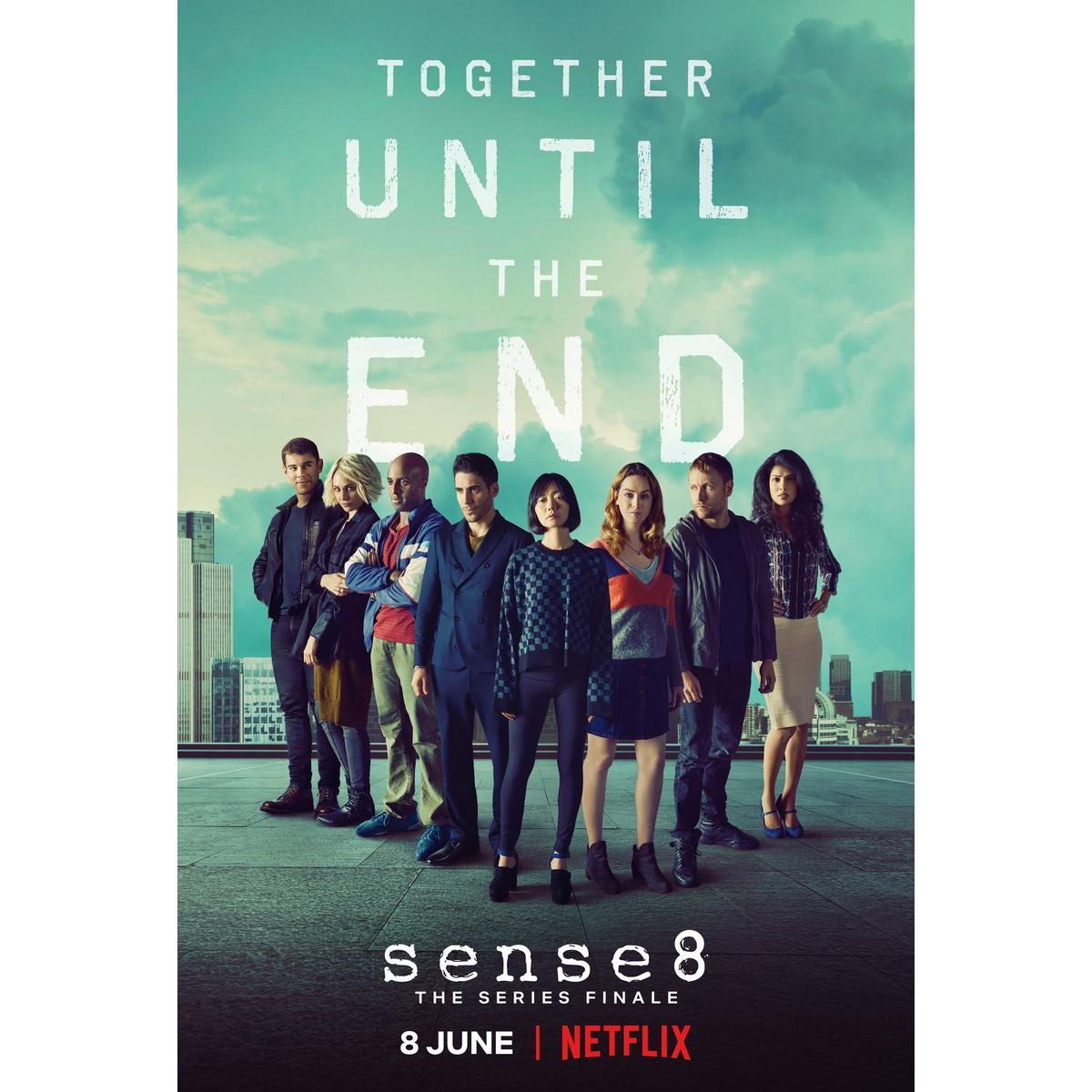 Svod n°1 - Sense8 intégral