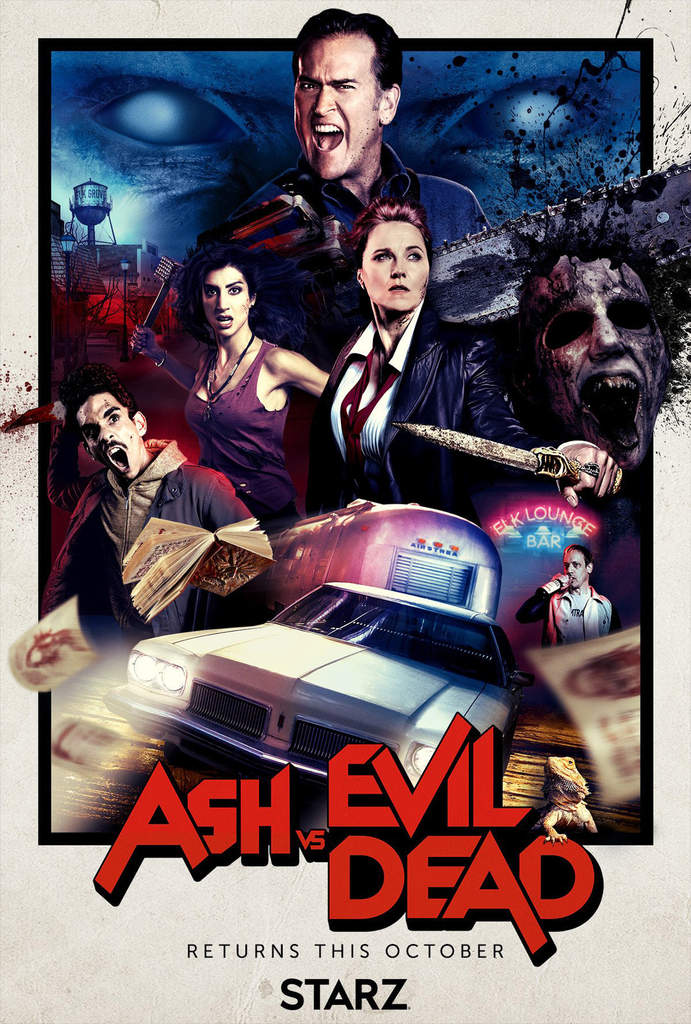 Svod news n°2 - ash vs evildead