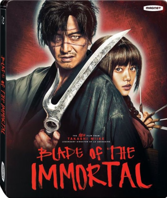 Svod news n°9 - la tour sombre et blade of the immortal