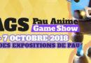 PauAnime Game Show 2018 – le plaisir dans la continuité