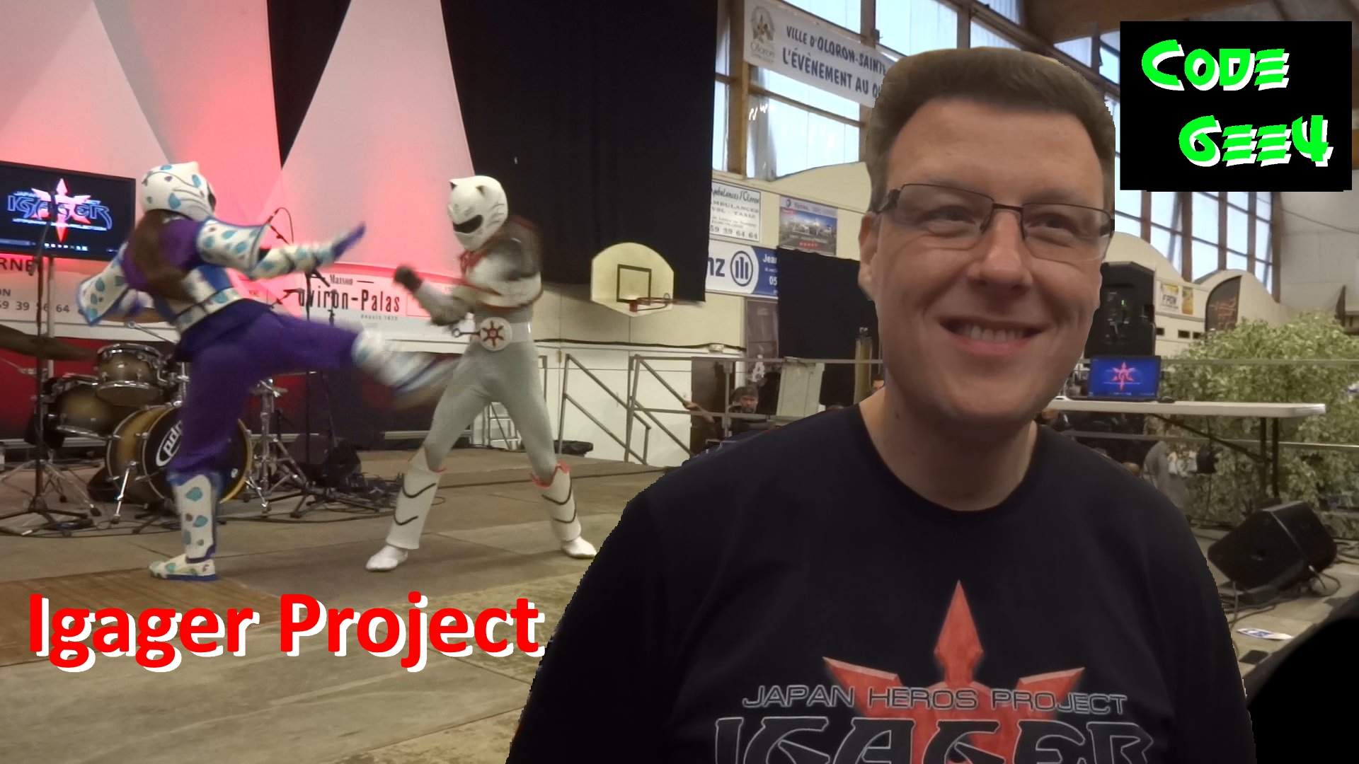 Code 6ee4 N°6  - Igager project